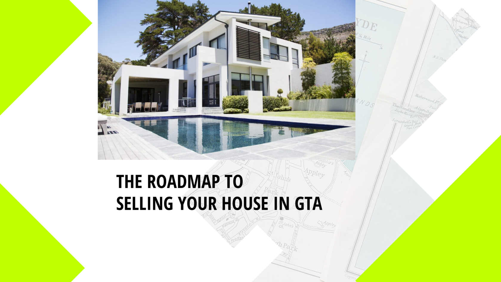 Road Map To Selling
